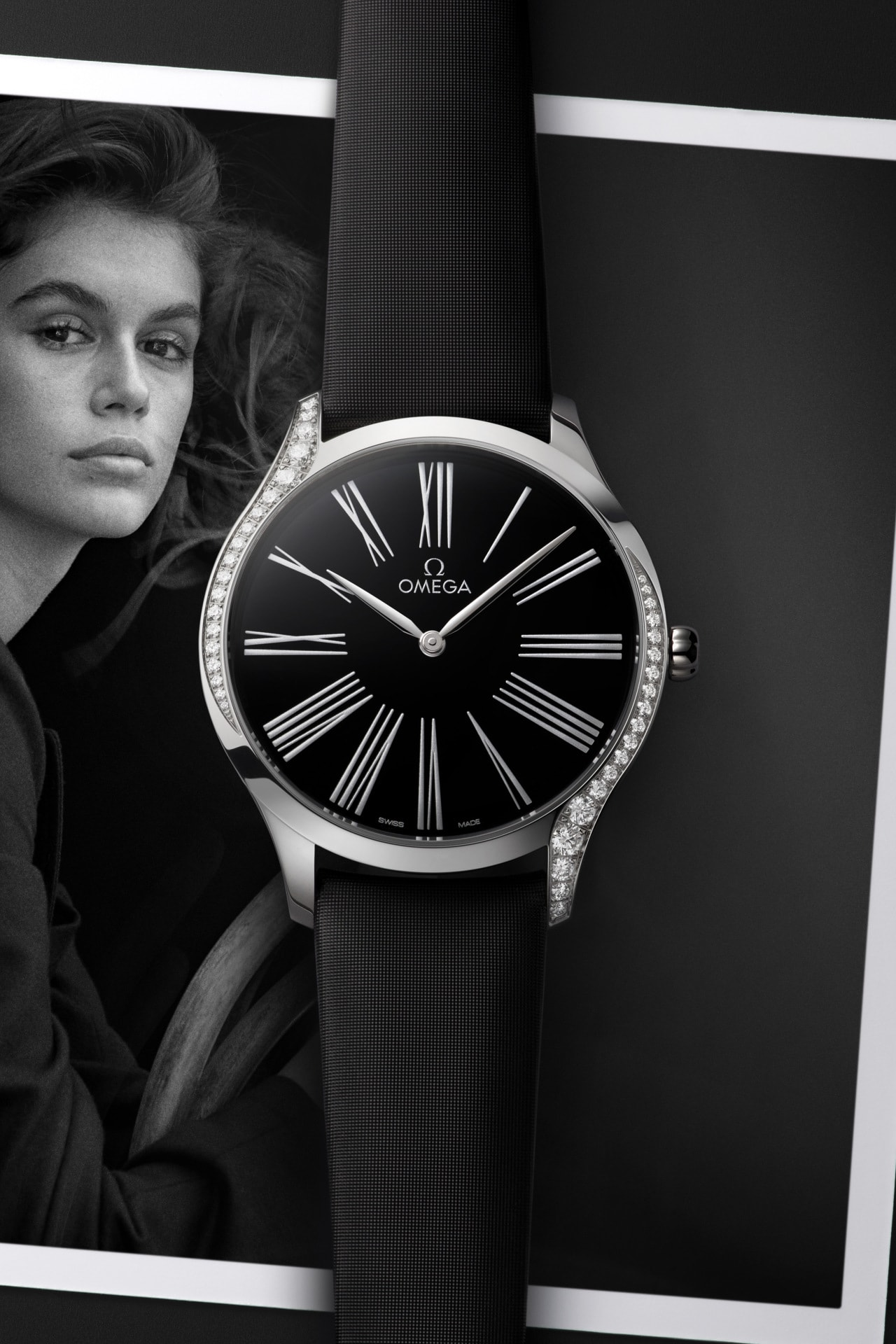 The time is now: pop into Omega's must-attend pop-up to find your next timepiece