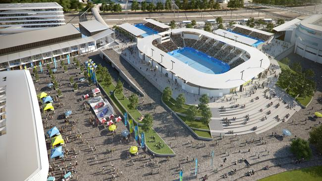 Melbourne Park redevelopment to include new stadium ...