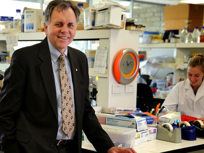 Prof Barry Marshall gave himself an ulcer to prove his own theory.