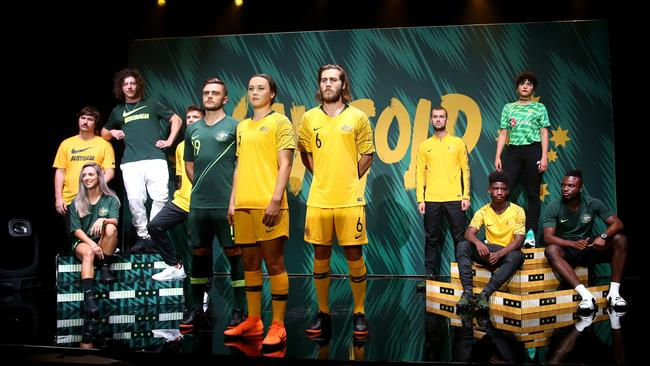 f100cbae581 Socceroos World Cup kit reaction