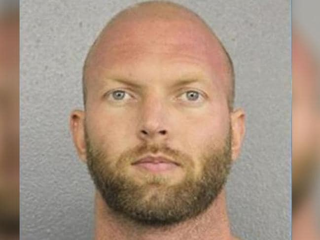 Mugshot for Victor Vickery, 30. Picture: Broward County Sheriff's Office