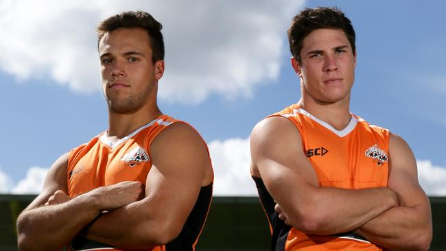 Wests Tigers halves Luke Brooks and Mitchell Moses will be given a chance to play creatively.