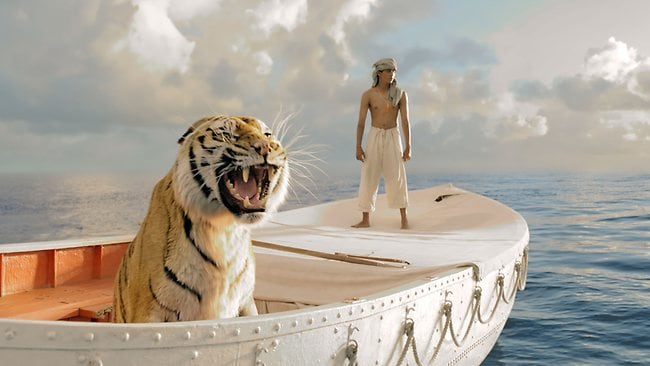 Life of Pi, directed by Ang Lee