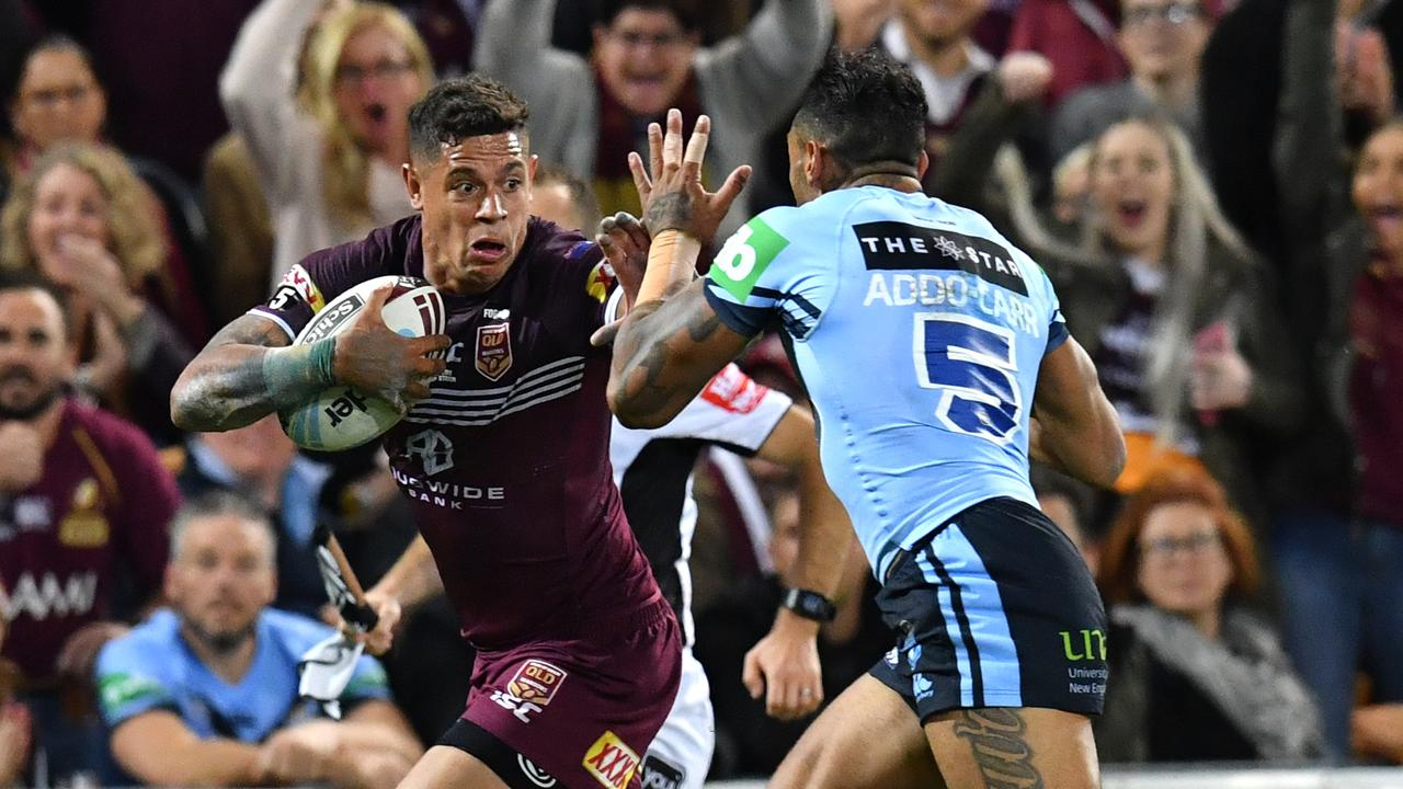 The report emerged after Gagai's stunning man-of-the-match display in Origin I.