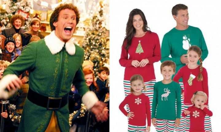 Ugly Christmas Family Pictures.Family Pyjamas Are The New Ugly Christmas Sweater Kidspot