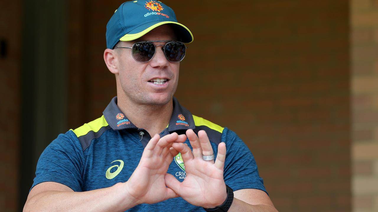 David Warner has accepted he will never again hold a leadership position in the Australian team.