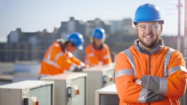 Trades and services roles are fuelling job growth in SA. Picture: iStock