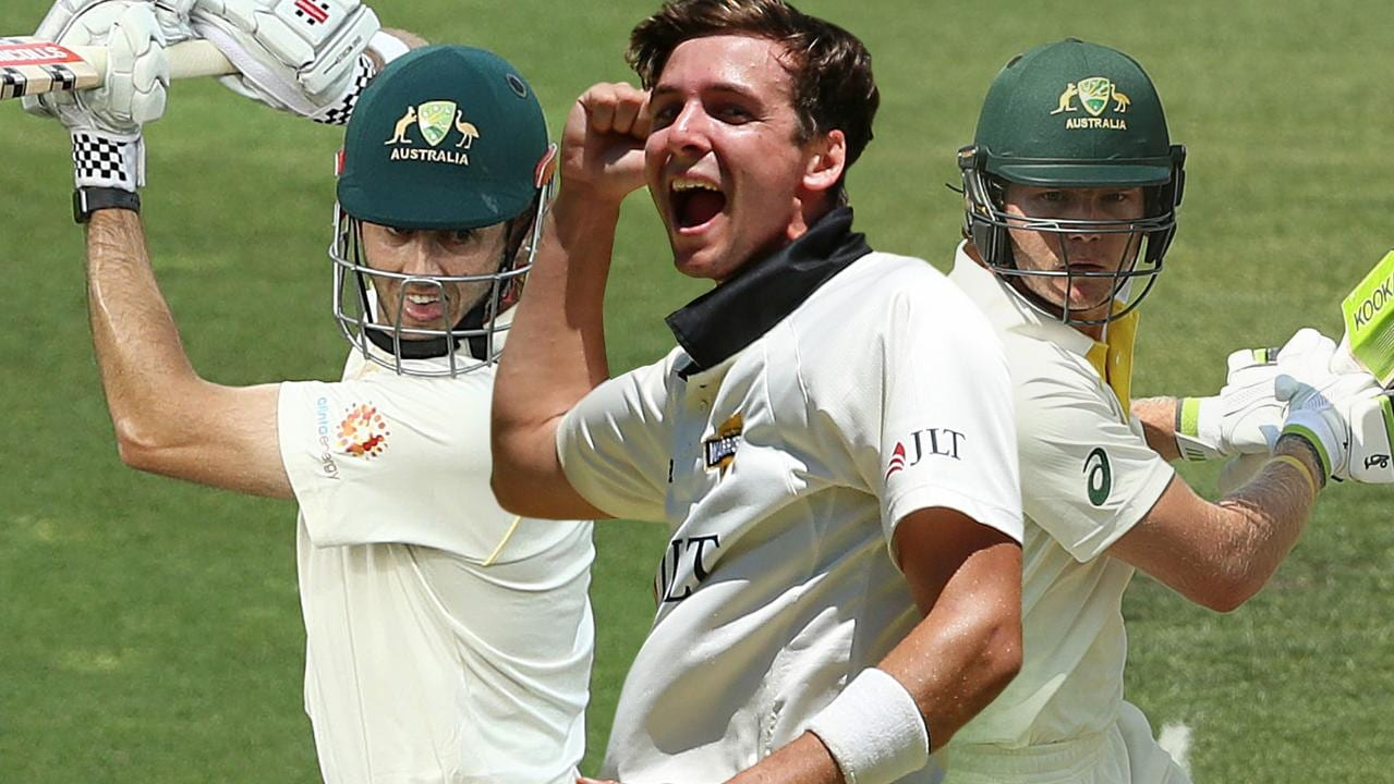 Kurtis Patterson, Jhye Richardson, and Will Pucovski could all make their Test debuts.