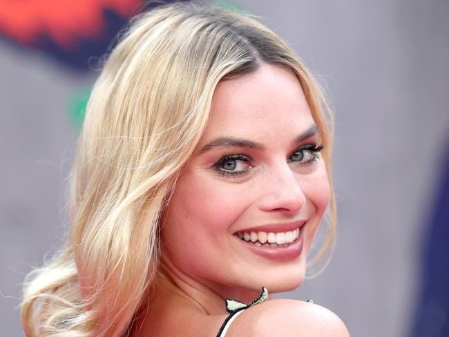 Margot Robbie reveals she dabs nipple cream on her lips. Picture: Getty Images