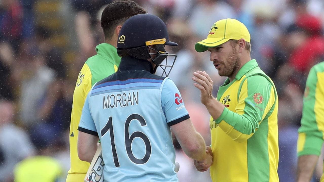 Aaron Finch is confident the Test team won't be scarred by the ODI side's exit from the World Cup.
