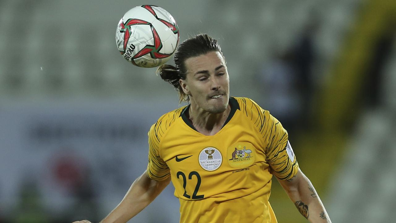 Jackson Irvine could be pushed forward in Rogic's absence.