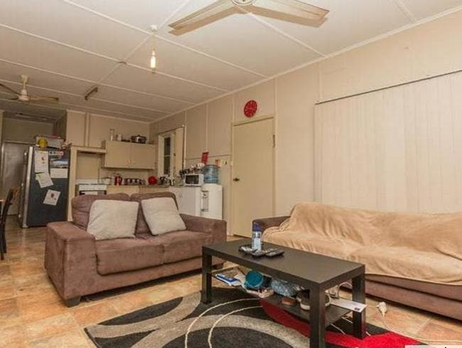 23 Moore Street in Port Hedland once commanded $1600 per week in rent. It was listed for sale in June 2013 for just under $1.1 million and sold for $235,000 last October.
