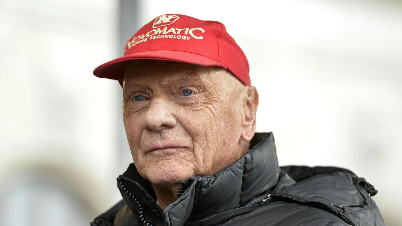 Niki Lauda passed away aged 70 after winning three world championships.