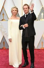 Sting attends the 89th Annual Academy Awards on February 26, 2017 in Hollywood, California. Picture: AFP
