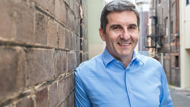 Daniel Petre, who gives a third of his income to charity, is one of Australia's most successful venture capitalists.
