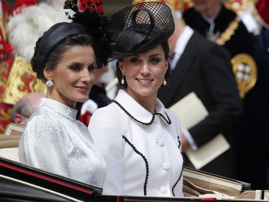 Queen Letizia of Spain: Style, career and links to British