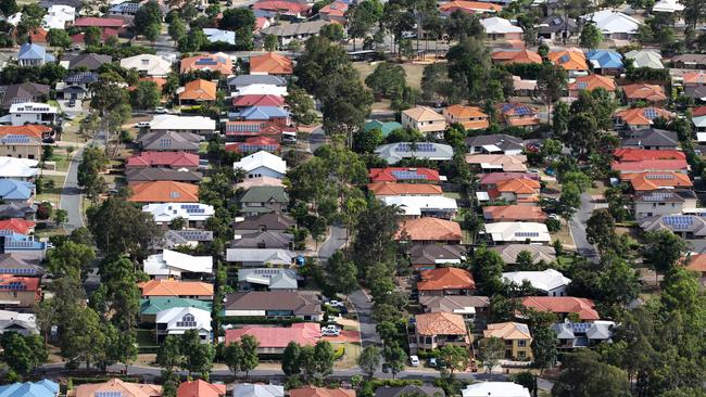 Property commentator predicts steady growth for Brisbane house prices.