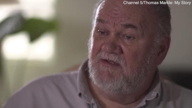In a blistering interview, Meghan's dad put the final nail in the coffin of any chance of them having a relationship. Picture: Thomas Markle: My Story.