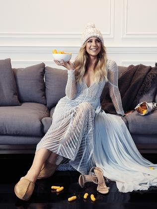 Carrie Bickmore won her Gold Logie in 2015 (Picture: Cameron Grayson for Stellar)