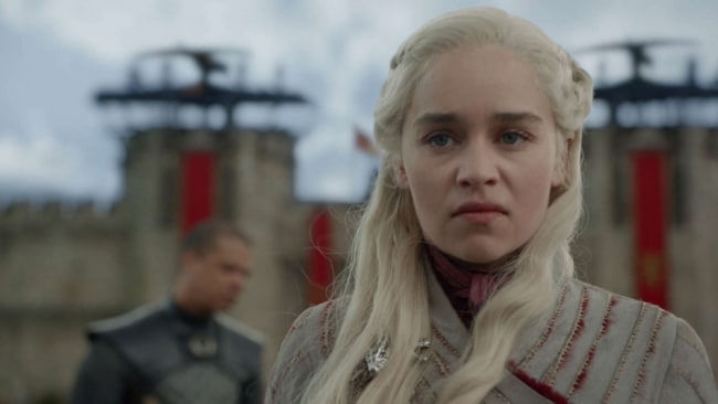 Has the need for power already got to Daenerys? Photo: 'Game of Thrones'