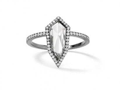 Be unique 12 not so typical engagement rings to consider Vogue