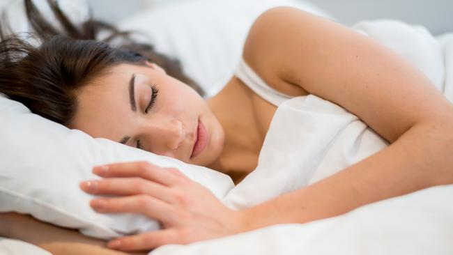 Expert reveals sleeping with foot out from covers helps better sleep