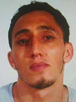 Police say they have arrested Driss Oukabir who is said to have rented the van. Picture: Supplied
