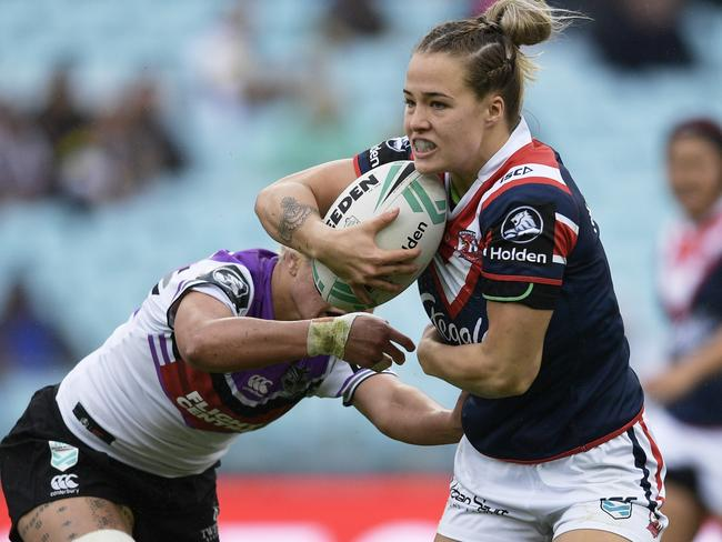Women's players are quickly becoming household names. Pic: Getty Images