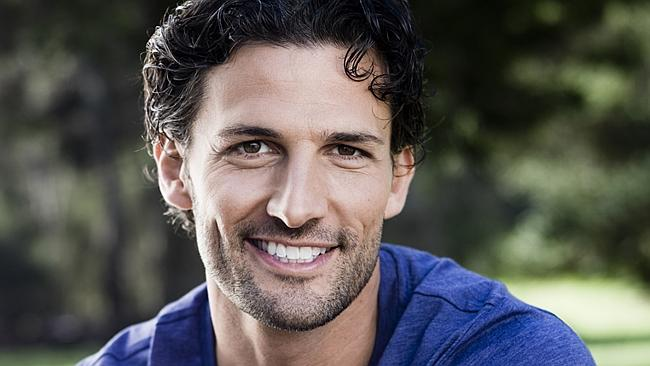 """The very first Australian """"Bachelor"""", Tim Robards. Picture: Channel Ten"""