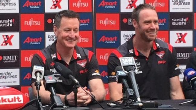 AFL 2019: Essendon coach 2020, Ben Rutten Essendon, John Worsfold contract, succession plan
