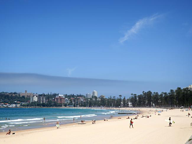 Manly Beach has always embraced the surf lifestyle.