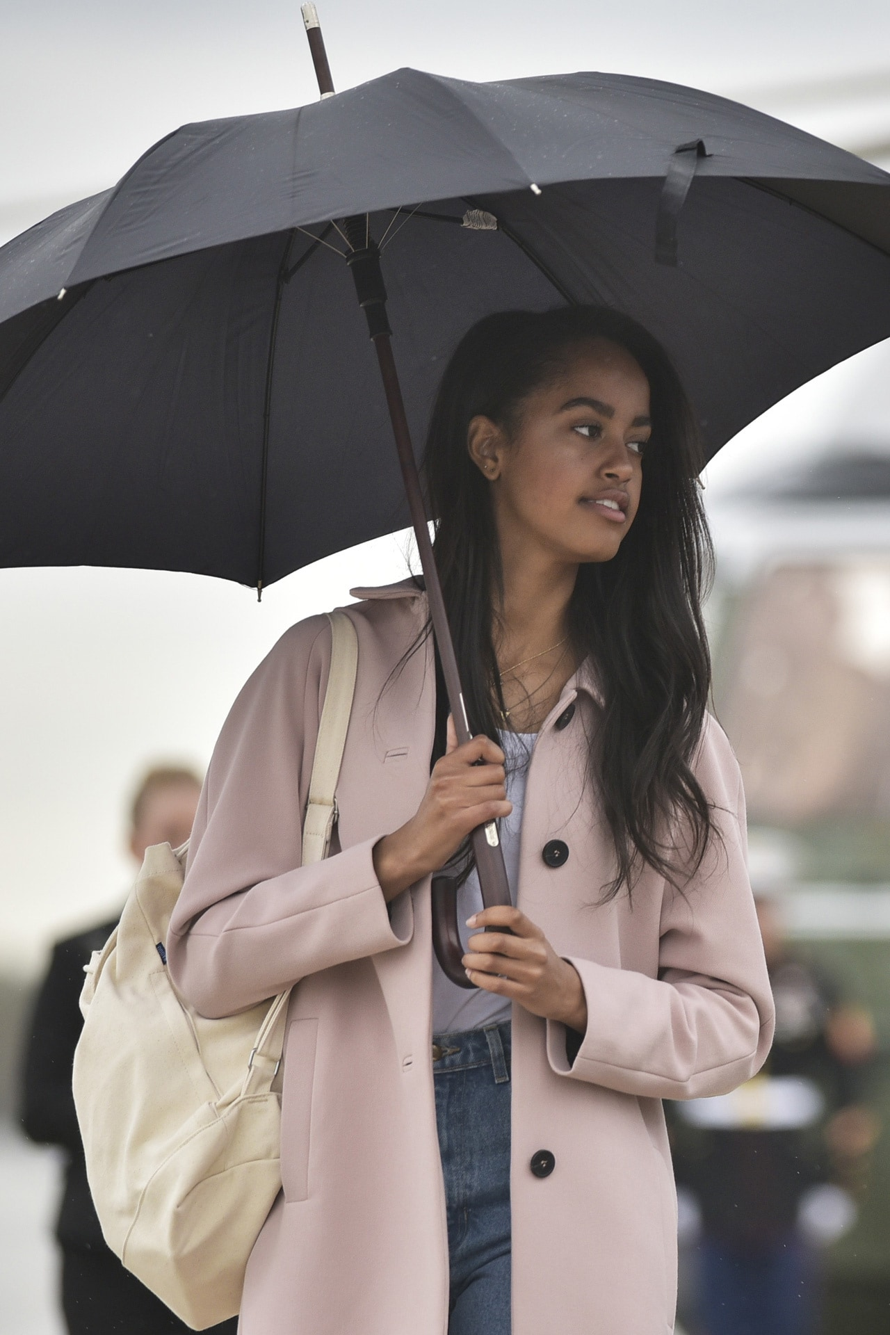 Malia Obama and her new boyfriend are 2018's ultimate power couple