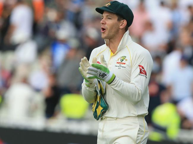 Paine is making the most of his recall to the Test side.