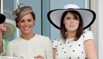 Could Kate and Eugenie both be up the duff? Source: Getty Images