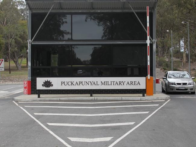 An Australian Army soldier has died during a routine training drill at a Puckapunyal Army Base in Victoria's north.
