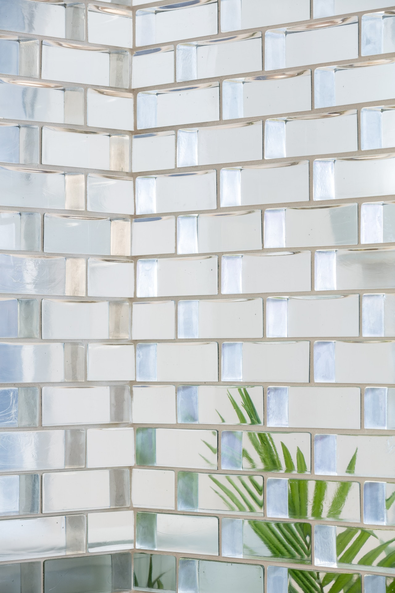 Muji is giving away a house vogue australia for Glass bricks designs