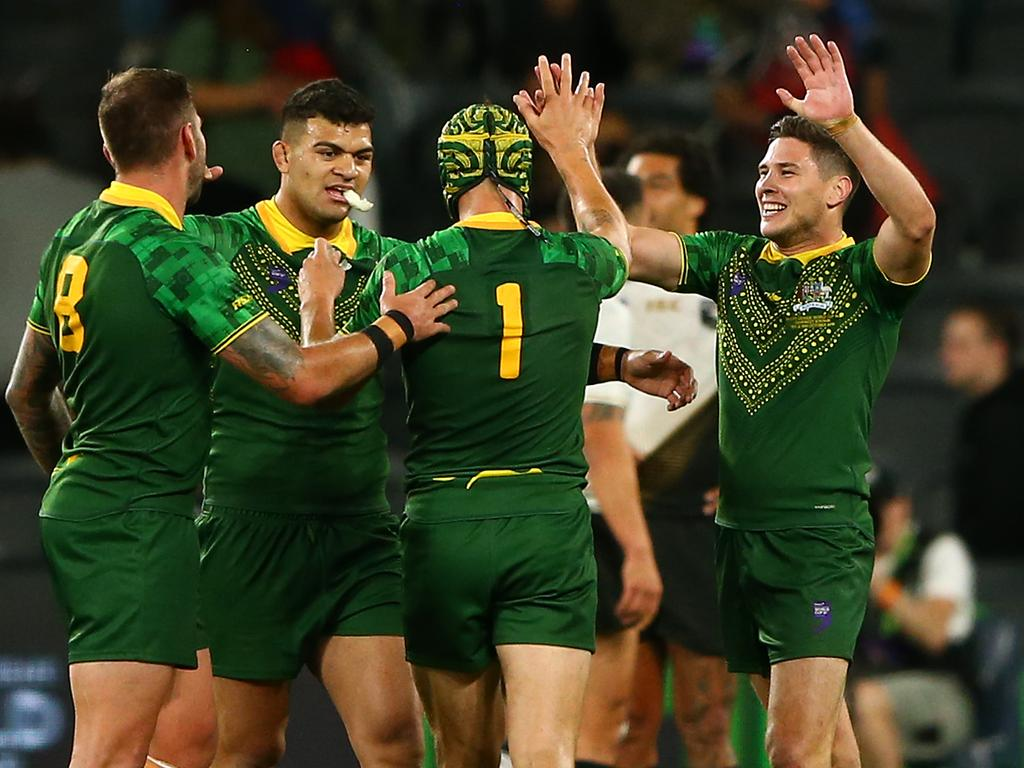 Rugby League World Cup 9s