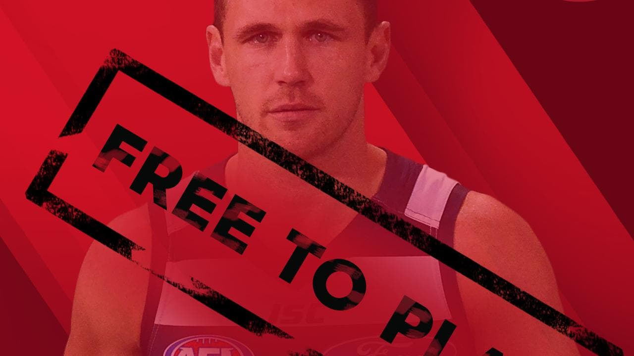 Joel Selwood is free to play against the Swans.