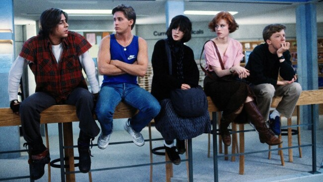 The gang's all here. Photo: 'The Breakfast Club'