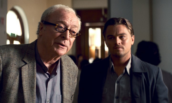 Michael Caine reveals the truth behind the ending of Inception