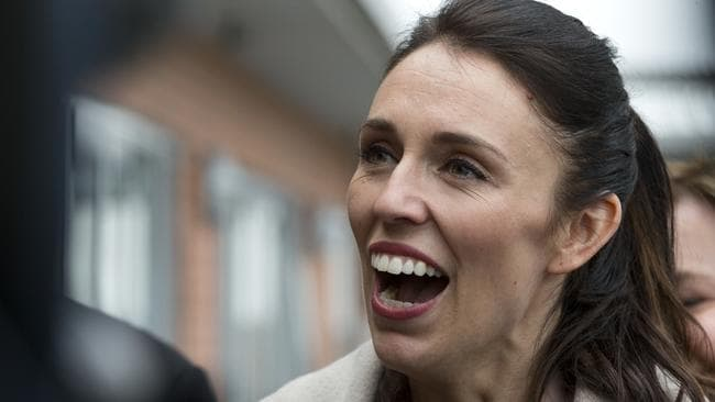 New Zealand Labour Party leader Jacinda Ardern could be New Zealand's third female prime minister. (Pic: Mark Baker/AP)