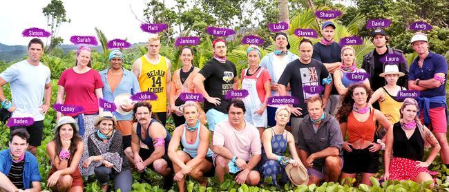 Australian Survivor 2019: Full cast revealed