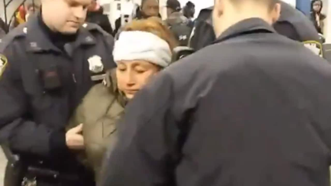 NYPD Defends Officers After Video of Food Vendor Incident Goes Viral