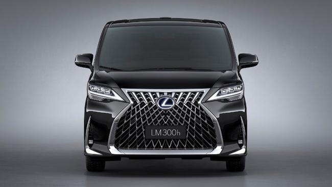 New Lexus Lm Is The Ultimate Luxury People Mover