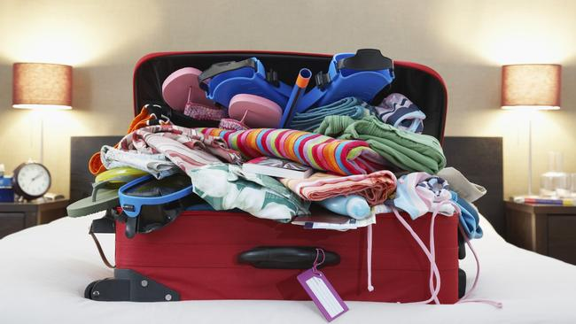 Watch what you pack. Picture: iStock