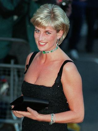 Diana, Princess of Wales. Picture: AP