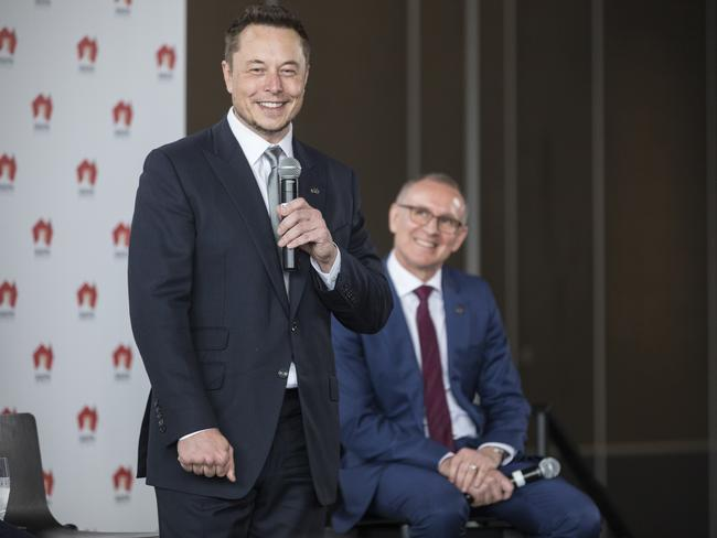 Getting To Know South Australia S Energy Saviour Elon Musk