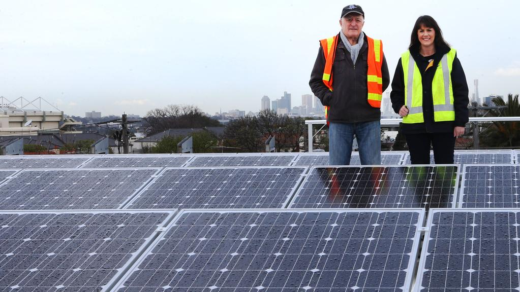 Moonee Valley Council Installs 362 Solar Panels On Civic