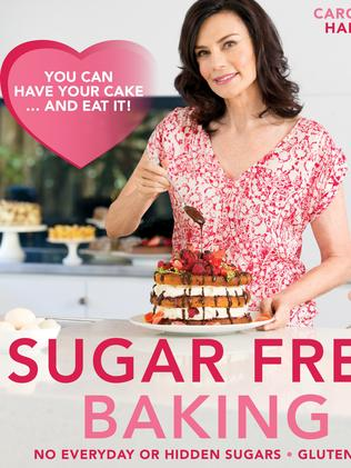 Sugar Free Baking by Carolyn Hartz