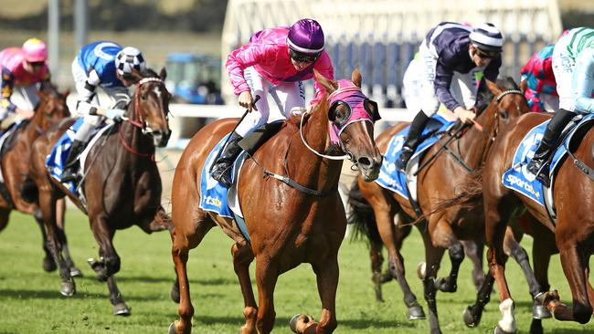 Channel 10 is poised to snatch the broadcast rights to the Melbourne Cup with insiders confirming a contract could be signed as early as this weekend. Picture: Getty Images